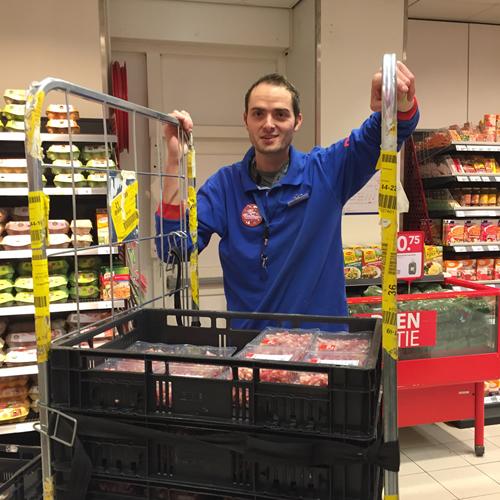 Jobcoach Plaatsing bij Supermarkt Deen